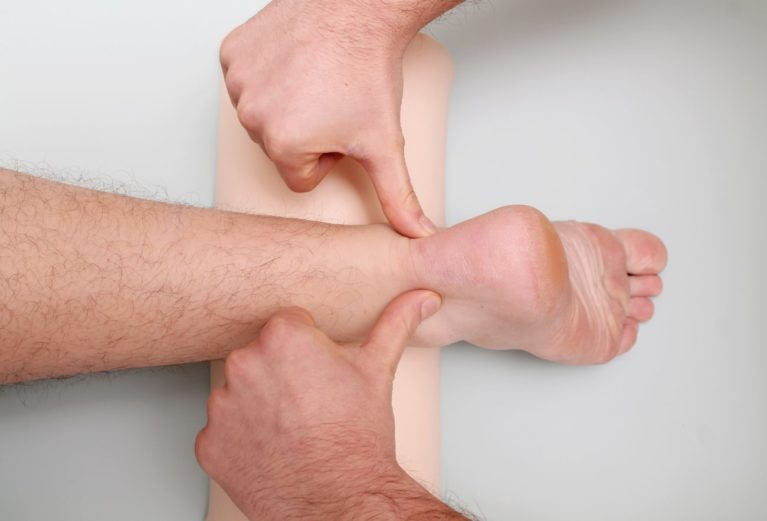 Lymphatic Drainage for swelling