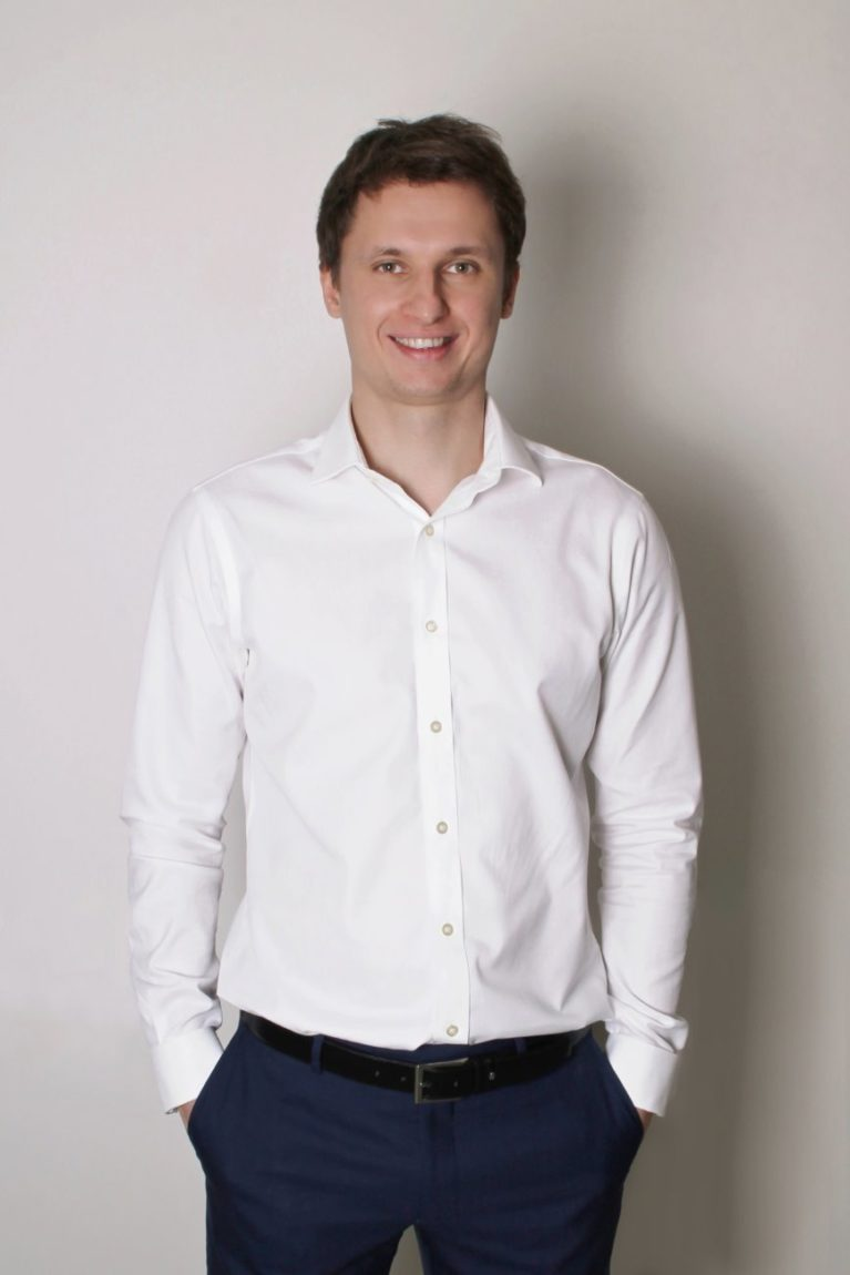 Vladimír Čajka, MSc.