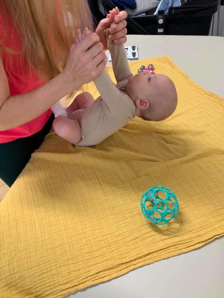 Vyšetření psychomotorického vývoje dítěte